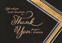 Fantastic Statement Holiday Cards